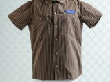 FK-WORK SHIRT S/S (BROWN)