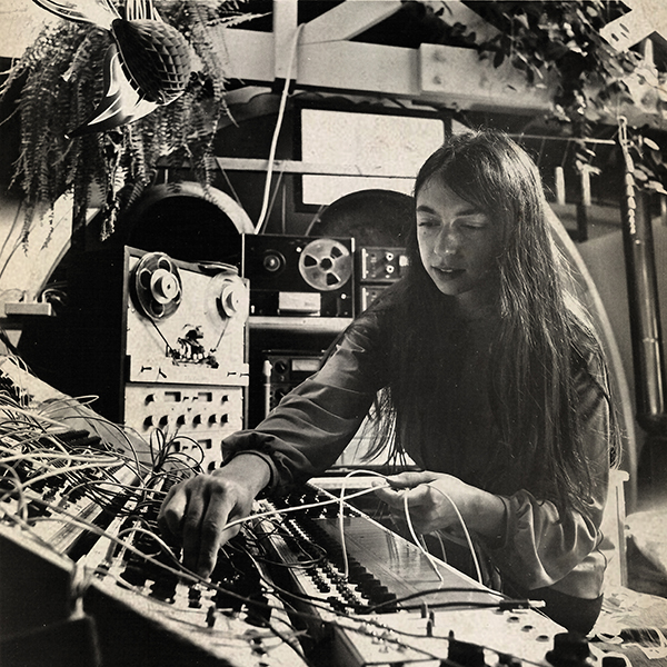 Fish Music By SUZANNE CIANI Finders Keepers Records