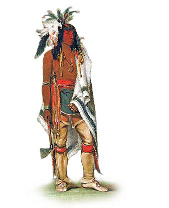 Northeast Woodlands Indians