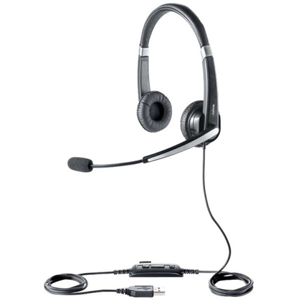 Jabra UC Voice 550 Duo Corded Headset