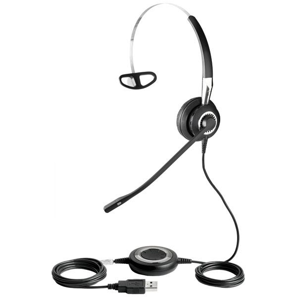 Jabra BIZ 2400 II 3-in-1 Mono Noise Cancelling USB Corded