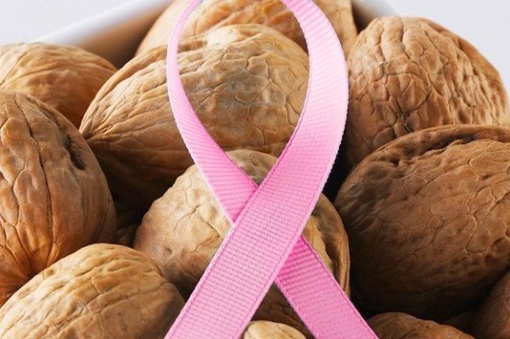 Walnuts for Breast Cancer