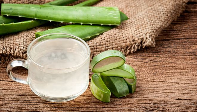 Aloe Vera Juice for Polycystic Ovaries Syndrome (PCOS)