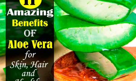 Aloe Vera is one of the best natural home remedy that can be used to treat the skin, hair and health problems. The aloe Vera plant grows in the dry regions of Asia, Africa, Europe and Americas. Aloe Vera is most popular natural remedy from long time. There are several benefits of aloe Vera. We are listing the top 12 effective benefits and uses of Aloe Vera for skin, hair and health. Aloe Vera leaf has three layers. Outer thick layer is the rind, middle layer comprises of latex and inner layer comprises of gel. Basically Aloe Vera gel is used for treatment of any health, skin or hair problems. Aloe Vera gel contains vitamins, amino acids, lipids, sterols and glucomannans. Benefits of Aloe Vera 1) Aloe Vera for Clears Acne Are you facing the acne problem? Looking for best natural remedy to treat acne fast? Aloe Vera is the best natural home remedy for acne. Gel of aloe Vera is rich in enzymes with healing, soothing, and anti-inflammatory properties. All these amazing properties of Aloe Vera help to reducing the redness and swelling of your skin. Aloe Vera has also antibacterial property that can be helpful to control the acne-causing bacteria. You just need to use the aloe Vera gel regularly on your affected skin for fast removal of acne. 2) Aloe Vera for Lightens Skin Lighten and brighten skin is the dream of everyone, Now finding complex fair is easy and simple. Aloe Vera is the great natural remedy for lightens your skin. Aloe Vera contains Aloes in that is popularly known as skin whitening property. Use of Aloe Vera helps to reduce darkness of skin and sun tan as well. So what are you waiting for? Go ahead and start using Aloe Vera gel on your skin and get the fair, lighten and glowing skin. 3) Aloe Vera for Sunburn Summer season has been started. Sunburn is the very common skin problem in the summer. Are you searching for the natural treatment of sunburn? Aloe Vera is the good natural home remedy to get rid of sunburn. Gently apply the aloe Vera gel on the sunburn area. It helps to cool the affected skin and reduce the inflammation. Aloe Vera gel also reduce the irritation and pain causes by sunburn. 4) Aloe Vera for Burn Injuries Aloe Vera is the most effective natural remedy for quick and fast recovery from the burn injuries. Topical use of aloe Vera gel helps in healing the burn injuries. If you face the minor burning problem then just use the aloe Vera gel on the affected skin. Aloe Vera gel helps to reduce the pain and inflammation of burring skin due to its cooling and anti-inflammatory properties. 5) Aloe Vera for Bug Bites Aloe Vera is good natural home remedy for bug bites. When any insect bites to your skin then heist saliva injected into your skin. Due to the bug bites an allergic reaction occur and start itching and irritation in your skin. Aloe Vera contains anti-inflammatory property that helps to reduce the irritatation of skin. Also Aloe Vera has antimicrobial property that helps to control the bacterial infection. You can directly apply the also Vera gel on the affected bug bites skin. Alternatively mix the aloe Vera gel and apple cider vinegar in equal amount. Gently apply this mixture with cotton on the affected area for three- four times in a day. This simple remedy will help you to heal the bug bites problem quickly. 6) Aloe Vera for Immune Booster Weak immune system is the main reason of many health problems. Aloe Vera is the very effective natural remedy to boost the immune system. Aloe Vera Juice contains mucopolysaccharides that helps to boosting your immune system and keep you away from several health problems. It is also helpful to control the bacterial infection and other diseases. 7) Aloe Vera for Hair Health Aloe Vera is most popular for skin care but it is also very good natural ingredient for hair. Aloe Vera contains moisturizing property that act as a natural effective hair conditioner. Aloe Vera is rich in nutrients that supplies the nourishments to the hairs and supports your hair growth. You need to take the aloe Vera gel and rub over your scalp for 15 minutes. After 15 minutes wash your hair with regular shampoo. This process will give you shining, thick and long hair. Applying Aloe Vera also helps to control the hair fall and hair loss. 8) Aloe Vera for Wounds Repair Aloe Vera is great natural remedy for wounds repair. Aloe Vera contains good healing property that helps to stimulate proliferation of new skin cells. Aloe Vera has also antibacterial, antiviral and antifungal properties that help to control the any kind of infection. If you are searching for the solution of wounds then aloe Vera is best ingredient to be use for wounds repair. 9) Aloe Vera for Delays Skin Aging Everyone wants to be looking young always. Many people use the anti aging cream from the market. But we could suggest the natural method to delays the skin aging. Aloe Vera is the good natural home remedy for skin aging. Aloe Vera contains muco-polysaccharides binds moisture into your skin that helps to treat the dry skin problem. Amino acids present in aloe Vera helps in softening the skin. And rejuvenating effect of aloe Vera can helps in delaying skin aging. So you can say aloe Vera is very rich in several nutritionals and natural properties. Start using aloe era and delays your skin aging. 10) Aloe Vera for Improving Digestion Aloe Vera juice is very useful to improve digestion. Drinking aloe Vera juice helps inhibiting excess secretion of hydrochloric acid, that helps in providing relief from hyperacidity and heartburn caused by it. Aloe Vera also helps in restoring the normal pH of your stomach. It helps to control the gastric problems and improve the digestion. 11) Aloe Vera for Irritable Bowel Syndrome Aloe Vera is another top natural home remedy for Irritable Bowel Syndrome. Irritable Bowel Syndrome is a gastrointestinal disorder that causes abdominal pain and irritable bowel movement. Aloe Vera juice helps to treat the diarrhea as well. In this post you have gone through with 12 effective benefits and uses of Aloe Vera for skin, hair and health. Please share this useful post to your friends so that they can also know about these aloe Vera benefits.