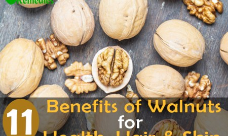 Amazing Benefits of Walnuts