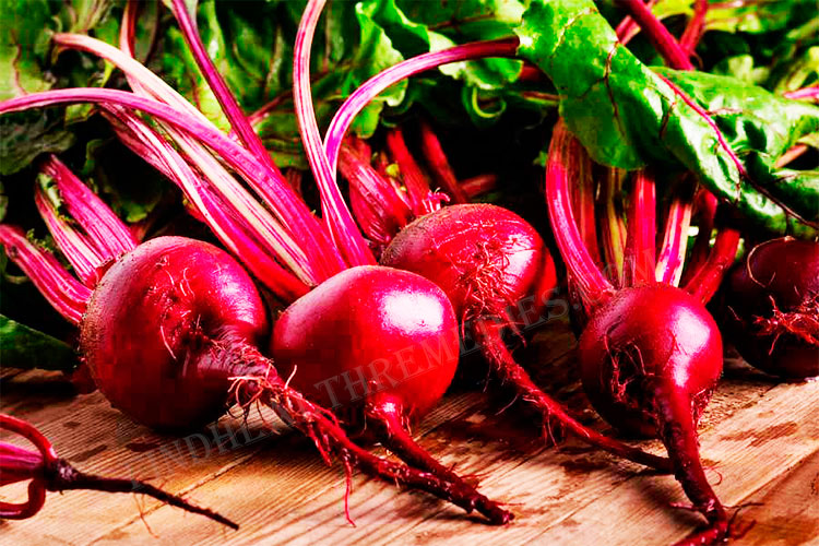 Beetroot forLower and High Blood Pressure