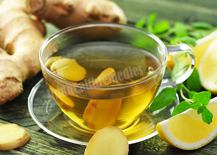 Ginger Tea for Blood Clots during Period