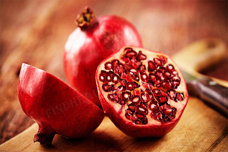 Pomegranate forLower and High Blood Pressure