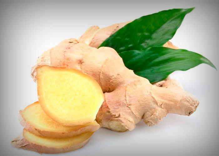 Ginger for Skin Infections