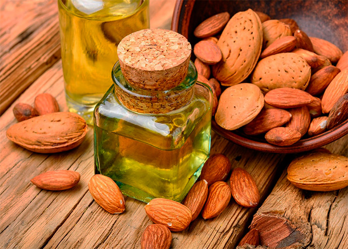 Almond Oil for Skin Tags Removal