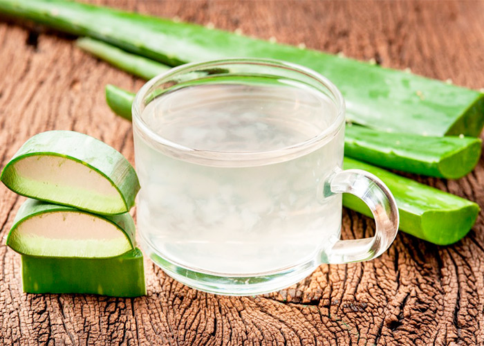 Aloe Vera Juice for Skin Tags Removal