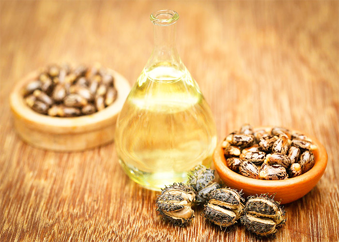 Castor Oil to Treat Milia