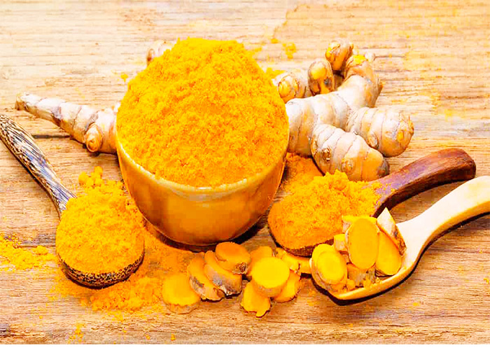 Turmeric to Stop Post-Nasal Drip