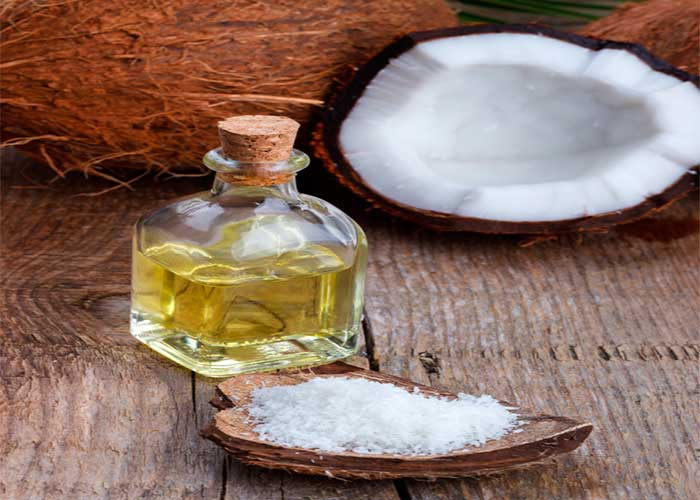Coconut Oil to Get Rid of Razor Burns