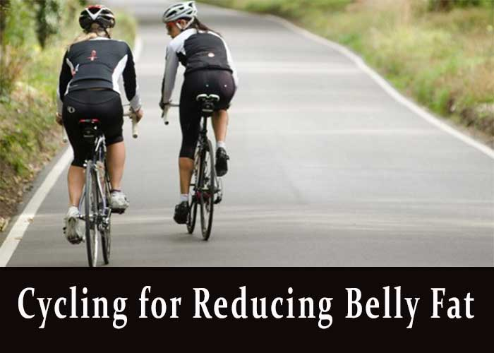 Cycling for Reducing Belly Fat