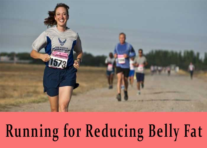 Running for Reducing Belly Fat