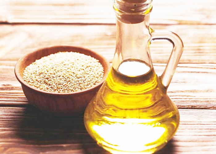 Sesame Oil for Cervical Spodylosis