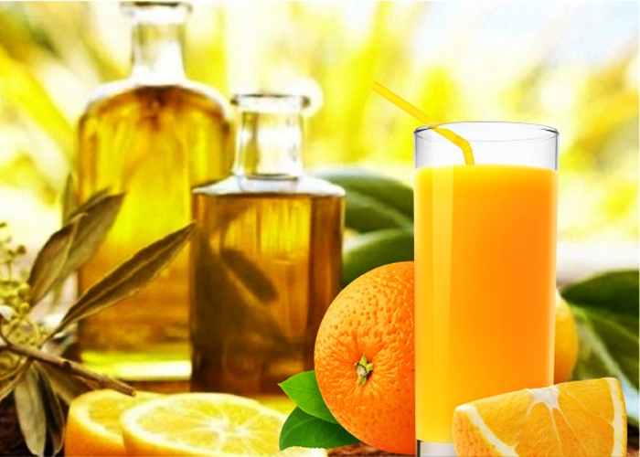 Castor oil and Orange Juice for Arthritis Treatment