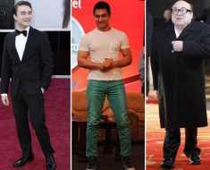 Short Male Actors