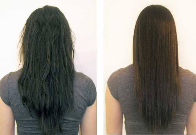 How to Control Hair Fall Caused Due to Hair Rebonding
