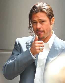 Brad Pitt Drugs Addiction