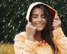 hair care rainy season