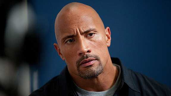 The Rock - Dwayne Johnson