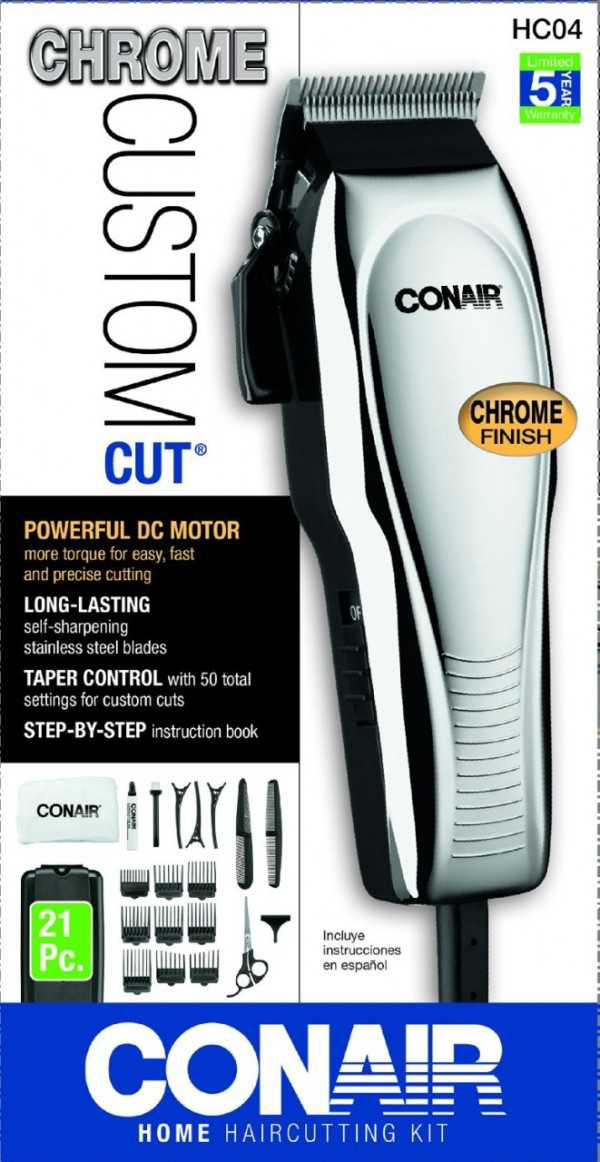 Custom Cut® by Conair 18-Piece Haircut Kit