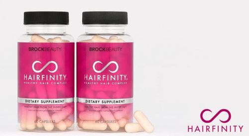 Hairfinity Healthy Hair complex