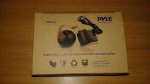 Pyle PHLHA46 Pyle Dual Hearing Amplifiers