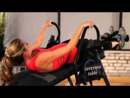 Ironman Gravity 4000 Inversion Tables