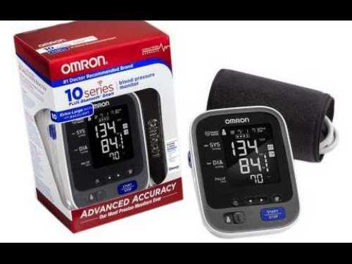 Omron BP786 10 Series Upper Arm Blood Pressure Monitor