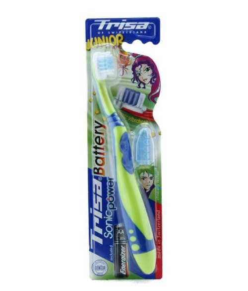 Trisa Sonic Power Rechargeable Electric Toothbrush