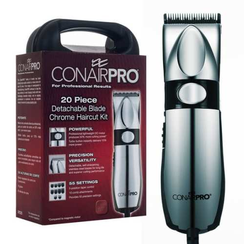 Conair HC1100R hair clippers kit