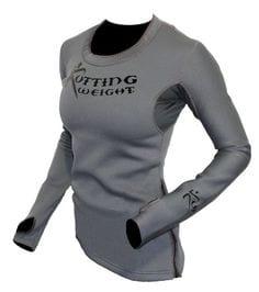 weight loss sauna shirt women