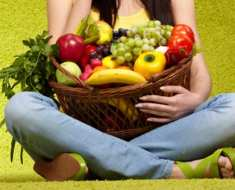vegetarian diet plan