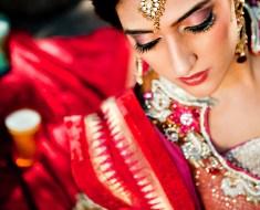 skin care bride