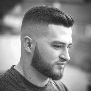 short latest hairstyle men