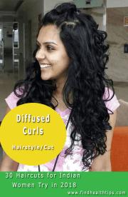 haircuts indian women
