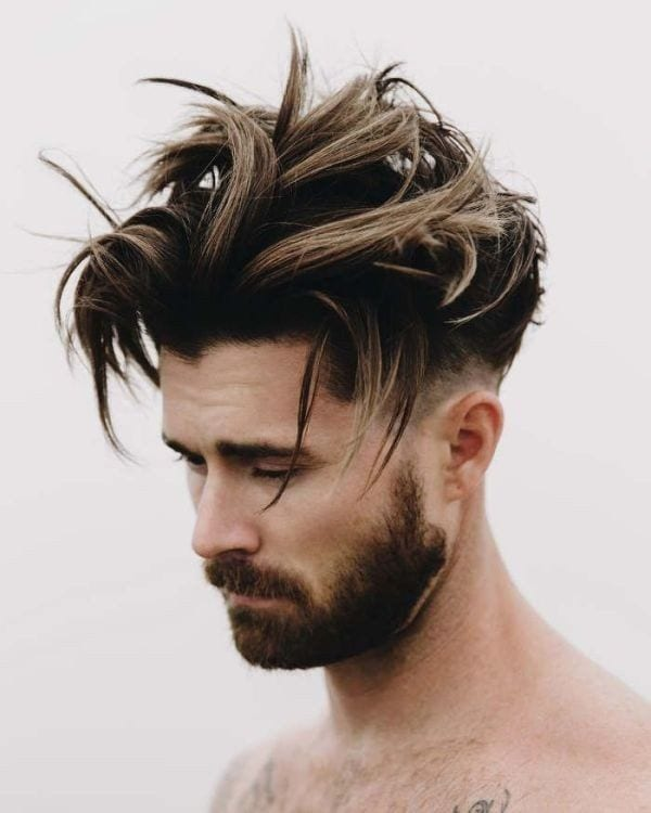 Mens Hair Color Trends 2018 India Hairsview