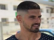 short men's hairstyle