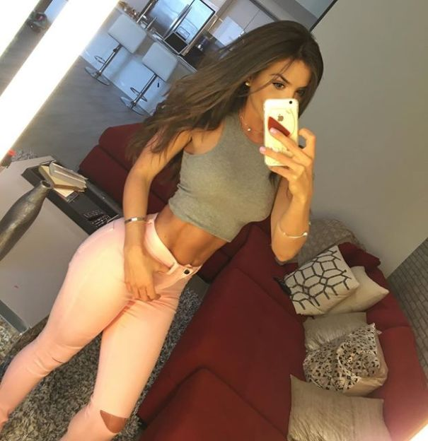 Ainsley Rodriguez nude