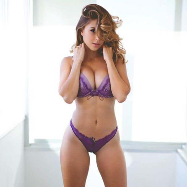 Tianna Gregory busty