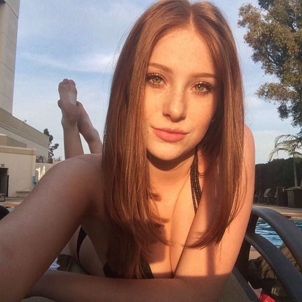 Madeline Ford nude
