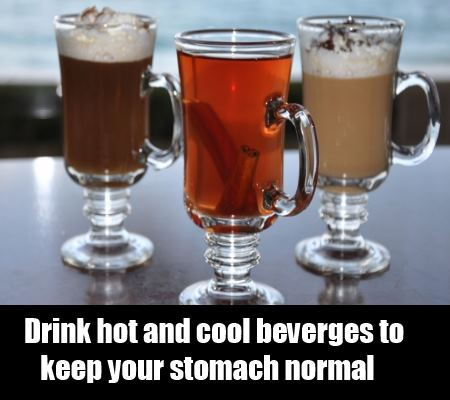 Hot And Cool Beverages