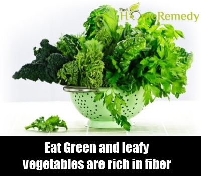 Leafy greens Vegetables