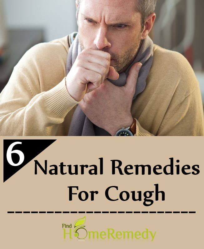 6 Natural Remedies To Treat Cough