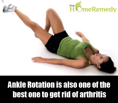 Ankle Rotation