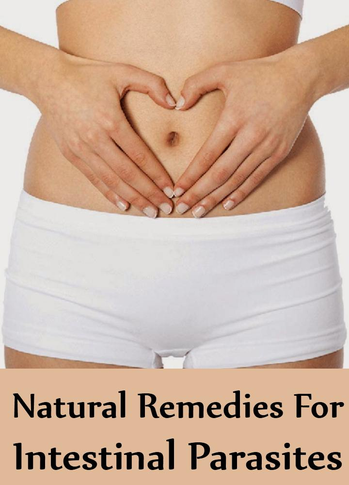15 Natural Cures To Parasites In The Intestine