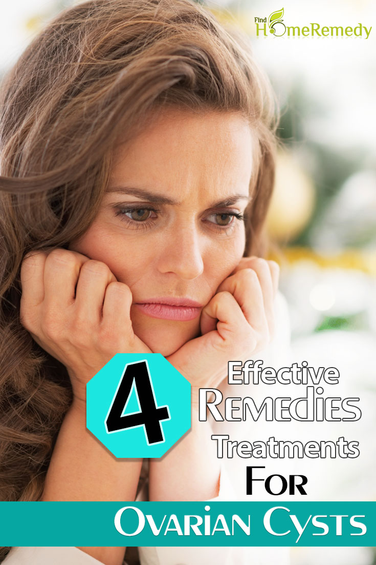 Effective Natural Treatments for Ovarian Cysts